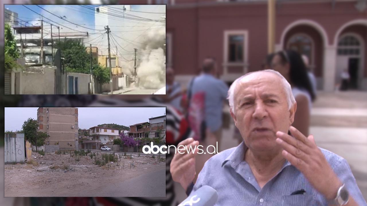 U shemb me tritol pas tërmetit, banorët e Durrësit në protestë: Të ndërtohet pallati