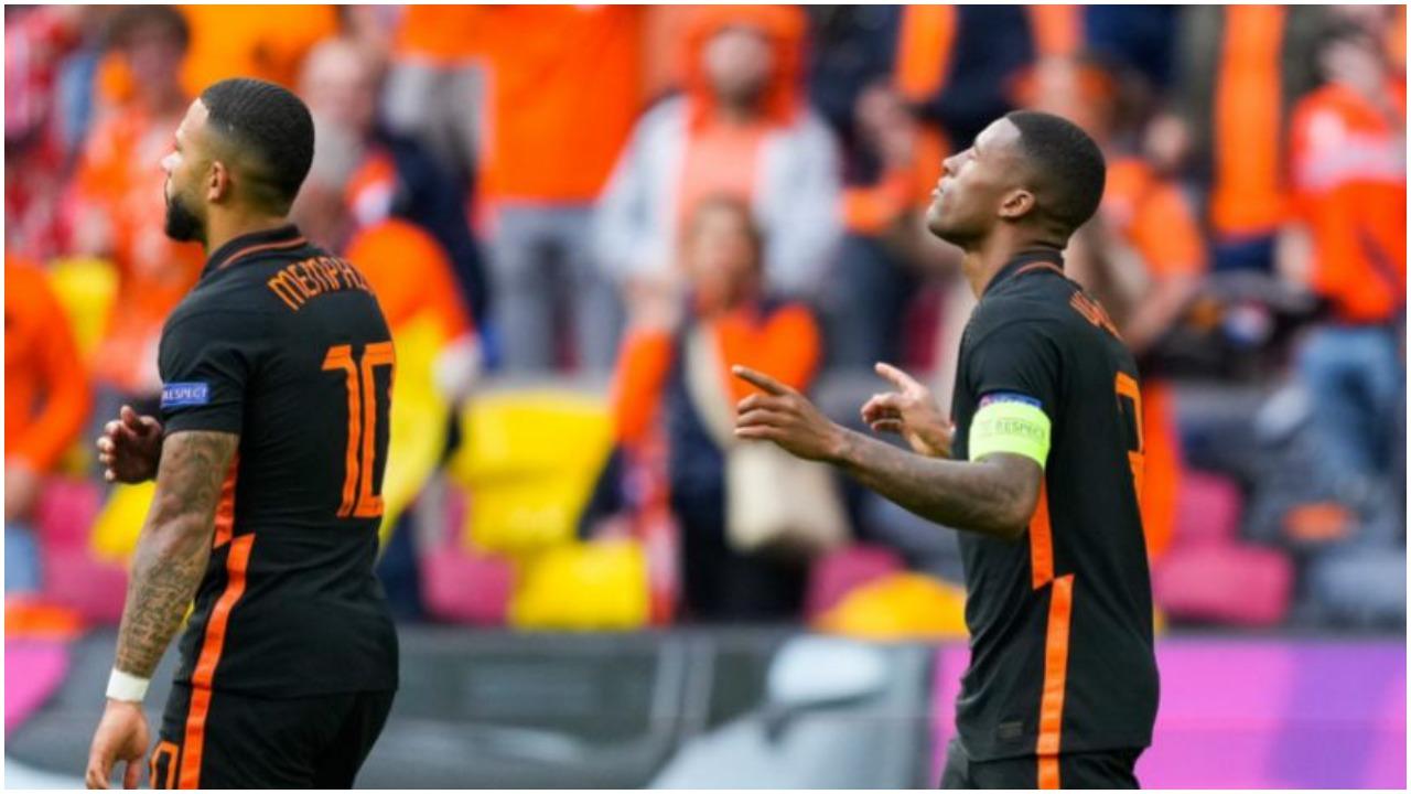 """VIDEO/ Dy gola për 7 minuta: Holanda çmonton maqedonasit, kapiteni """"flakë"""""""
