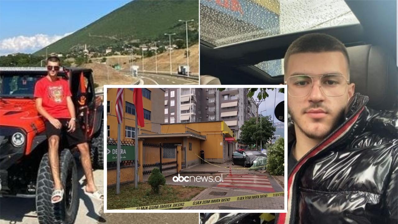 EMRI/ Benzi luksoz i këputi këmbën, kush është 23-vjeçarja që u aksidentua rëndë në Tiranë