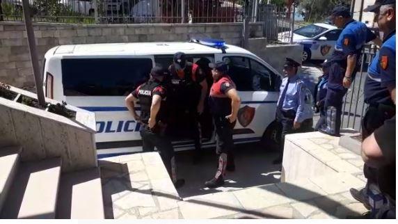 Operacioni anti-drogë në Krujë, gjykata vendosi masën për tre të arrestuarit e fundit