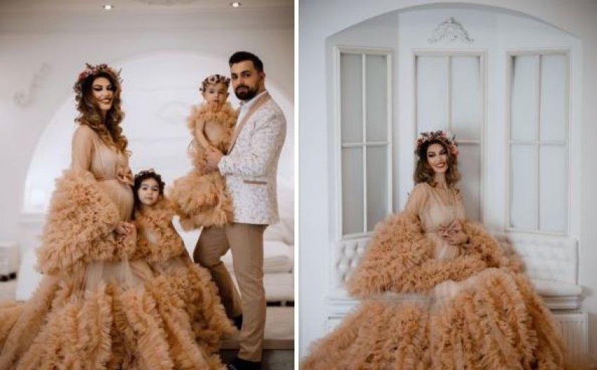 U bë nënë për herë të tretë, blogerja shqiptare zbulon gjininë dhe emrin e bebit