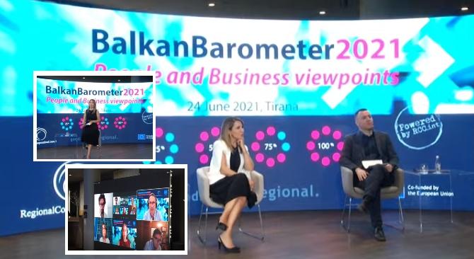 Barometri Ballkanik: Papunësia mbetet problem, por shqiptarët besojnë se brenda 2025 do të jemi pjesë e BE-së
