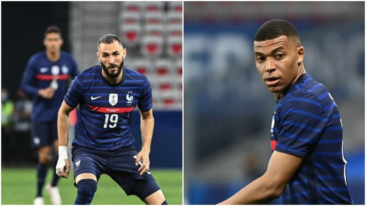 VIDEO/ VAR, karton i kuq, penallti e humbur dhe gol: Ndizet Francë-Uells