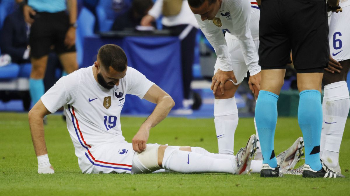 """Jam 100% gati, dje u stërvita me ekipin"", Benzema gëzon Francën"