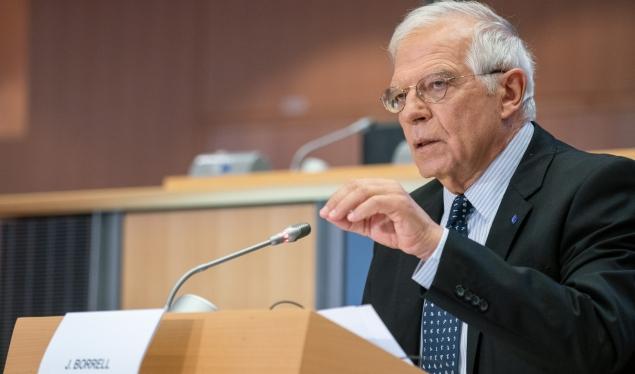 Borrell informon nesër ministrat e BE-së për dialogun Kosovë-Serbi
