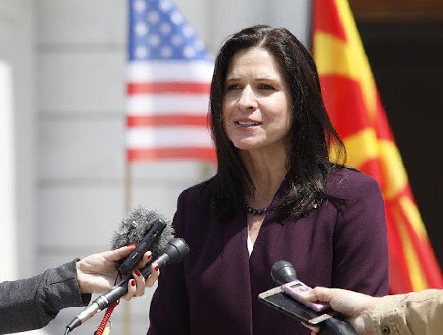 SHBA, e zhgënjyer me bllokimin e Maqedonisë së Veriut