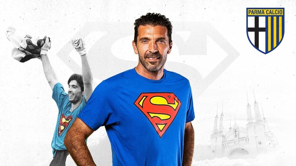 Buffon: Parma më ngrohu shpirtin, mund të luaj edhe 4-5 sezone