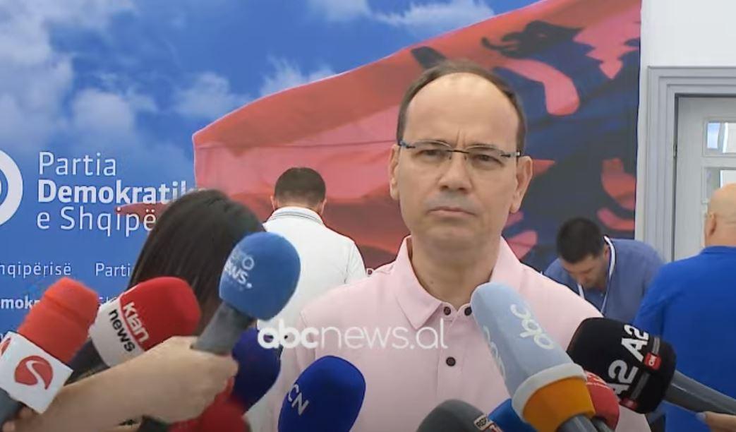 Nishani për zgjedhjet në PD: Maskaradë elektorale, edhe unë jam përgjegjës i kësaj situate