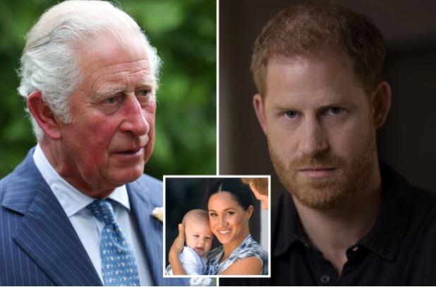 Princi Charles nuk do ta lejojë nipin Archie të jetë një princ