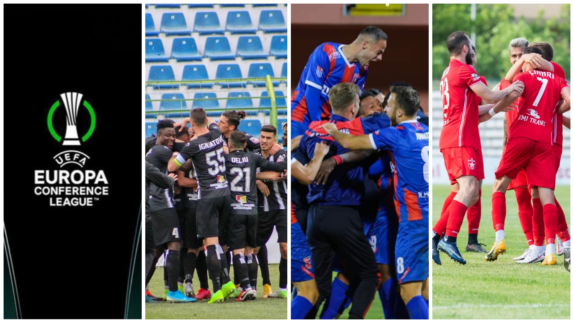"""Shqiptarët bëjnë """"xing"""" në shortin e Conference League, rivalët e mundshëm të përballueshëm"""