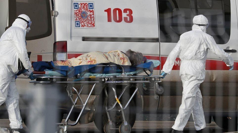 Rekord infektimesh në Moske, 9 mijë raste në 24 orë