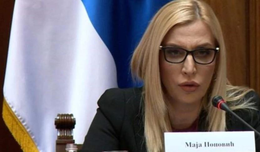 Ministrja serbe: Kosova mbetet në preambulën e Kushtetutës