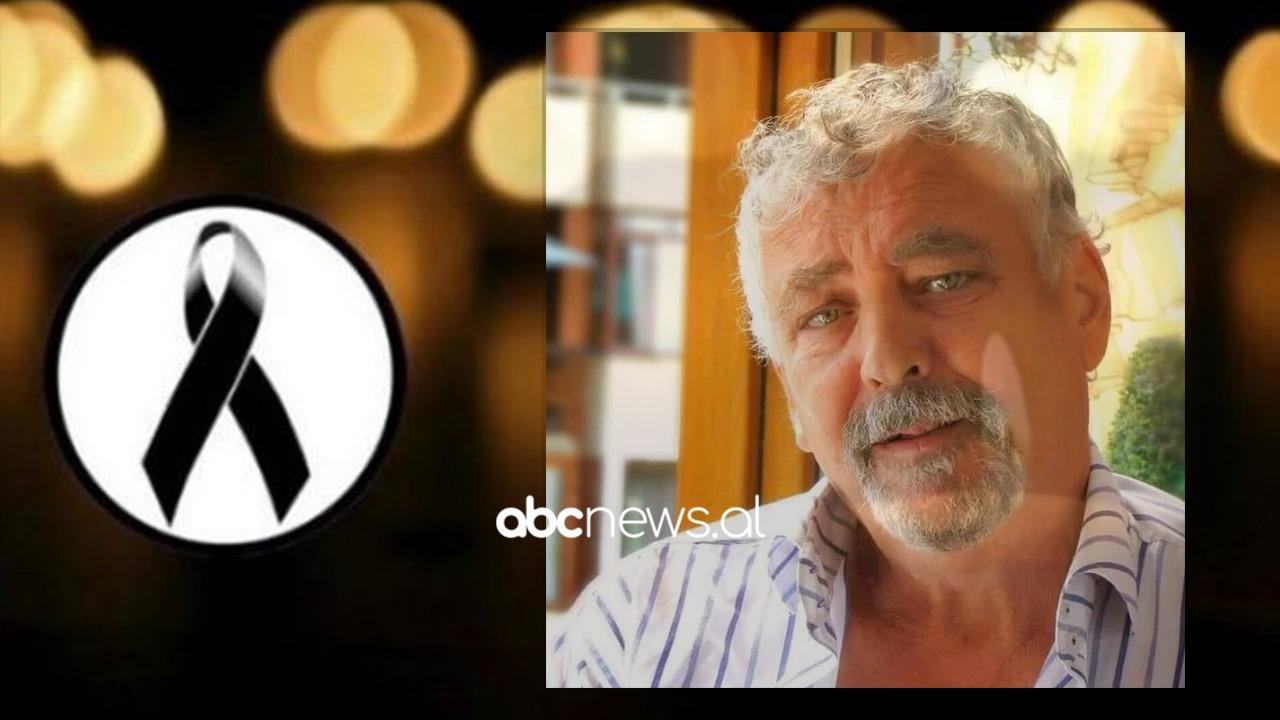 Kinematografia në zi: Ndahet nga jeta aktori shqiptar