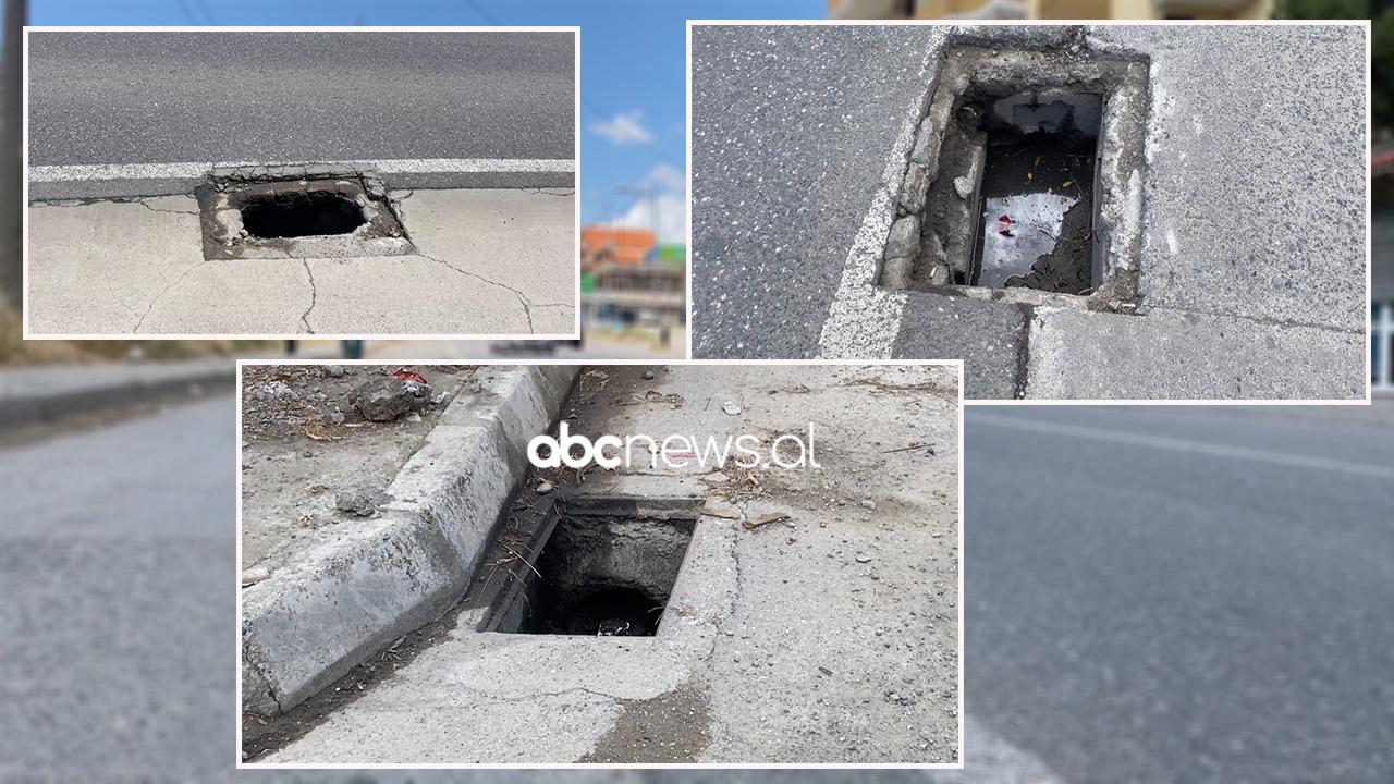 Pusetat e hapura në Elbasan, rrezik për banorët