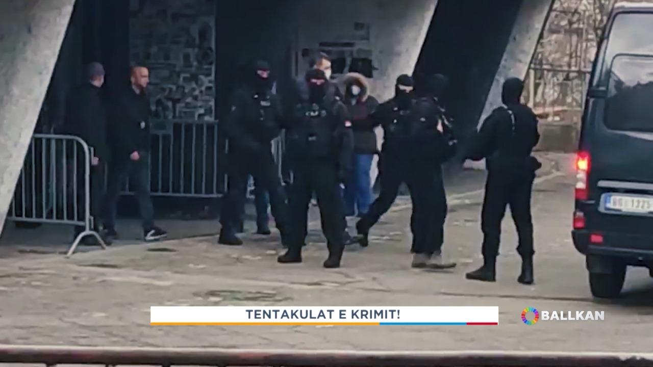 """Tentakulat e krimit në """"Ballkan"""""""