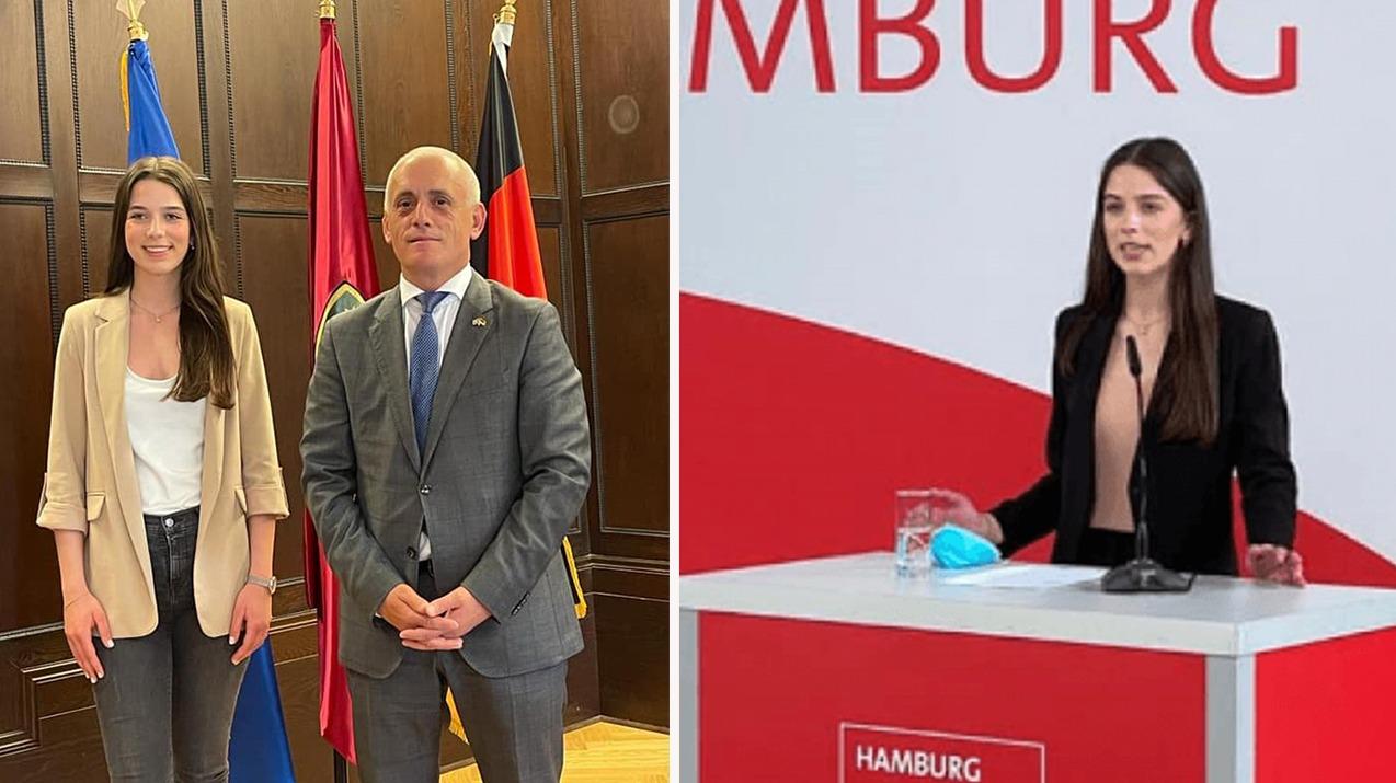 Pjesë e zgjedhjeve në Gjermani, kush është shqiptarja e parë që kandidon për në Bundestag