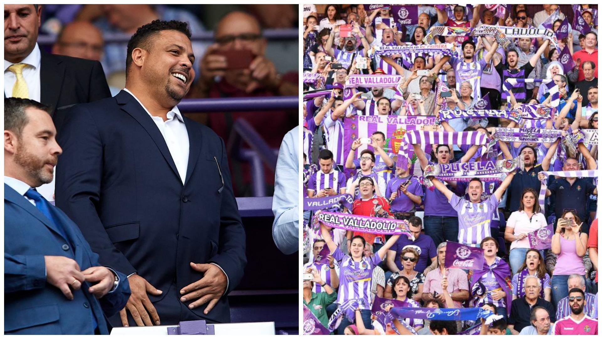 """""""La ekipin të vdiste"""", tifozët e Real Valladolid i kërkojnë llogari Ronaldos"""