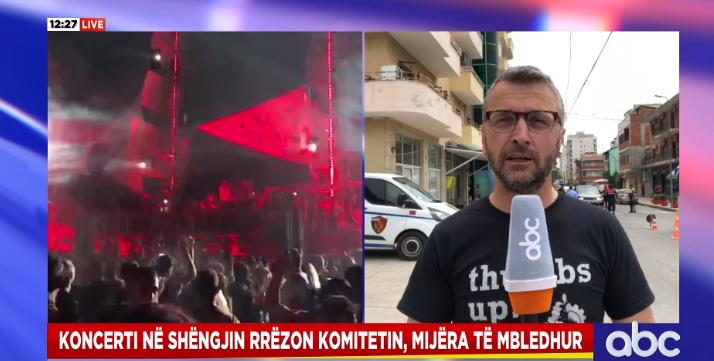 Pjesëmarrje masive që sfidon rregullat anti-covid, fundjava e festivali UNUM bllokojnë tërësisht Shëngjinin