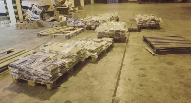 Kapen 740 kg kokainë e pastër në Maltë, ku pritej të shkarkohej