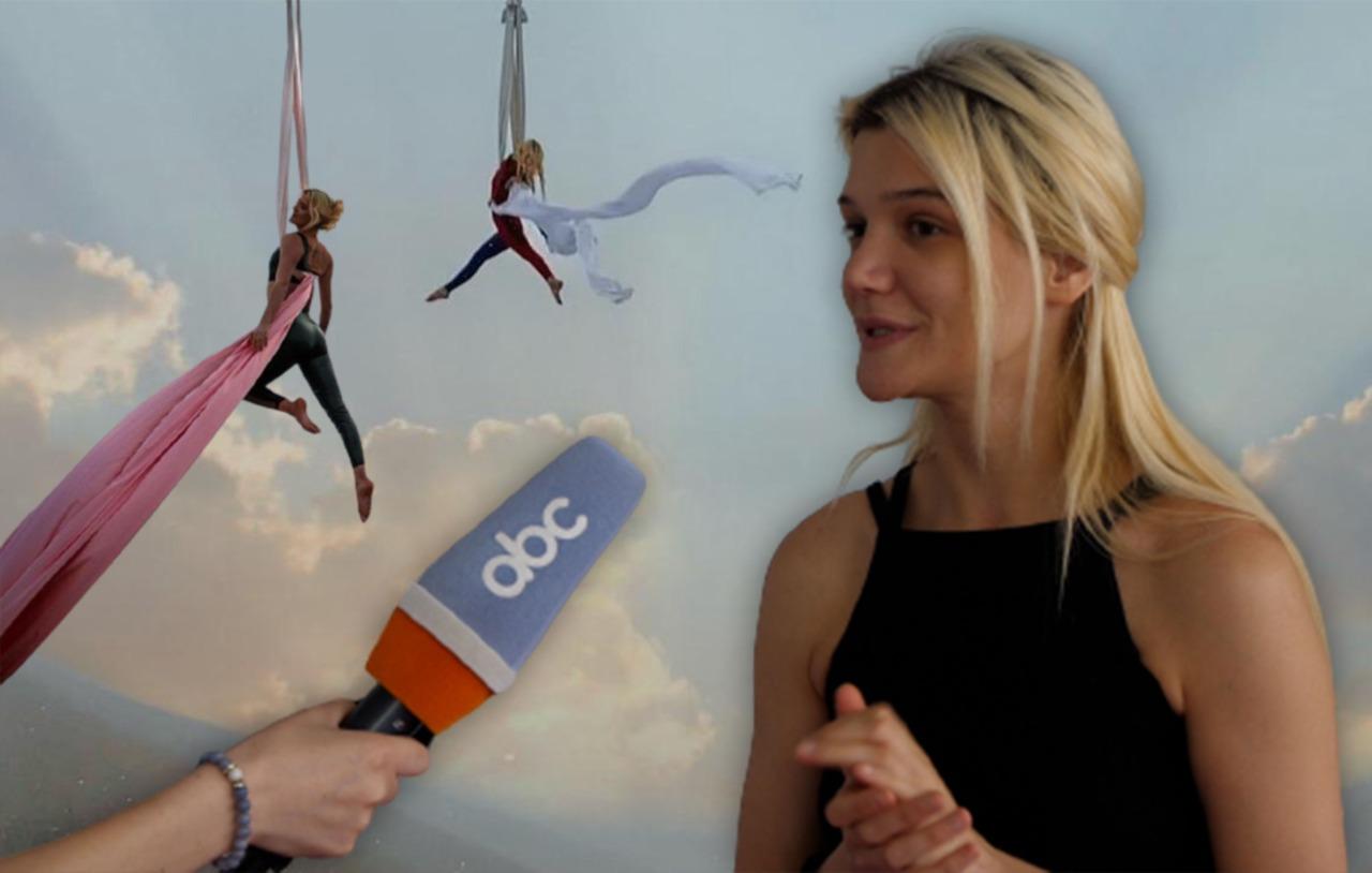 Spektakël në qiell pa masa sigurie, akrobatja rrëfen për Abcnews.al çfarë e emocionon më shumë