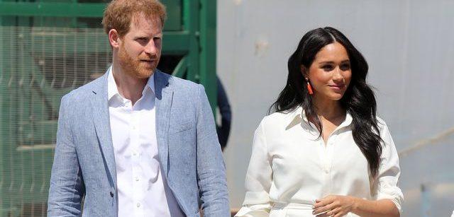 """Emri i vajzës së çiftit Meghan-Harry trazon """"ujërat"""" në Familjen Mbretërore"""