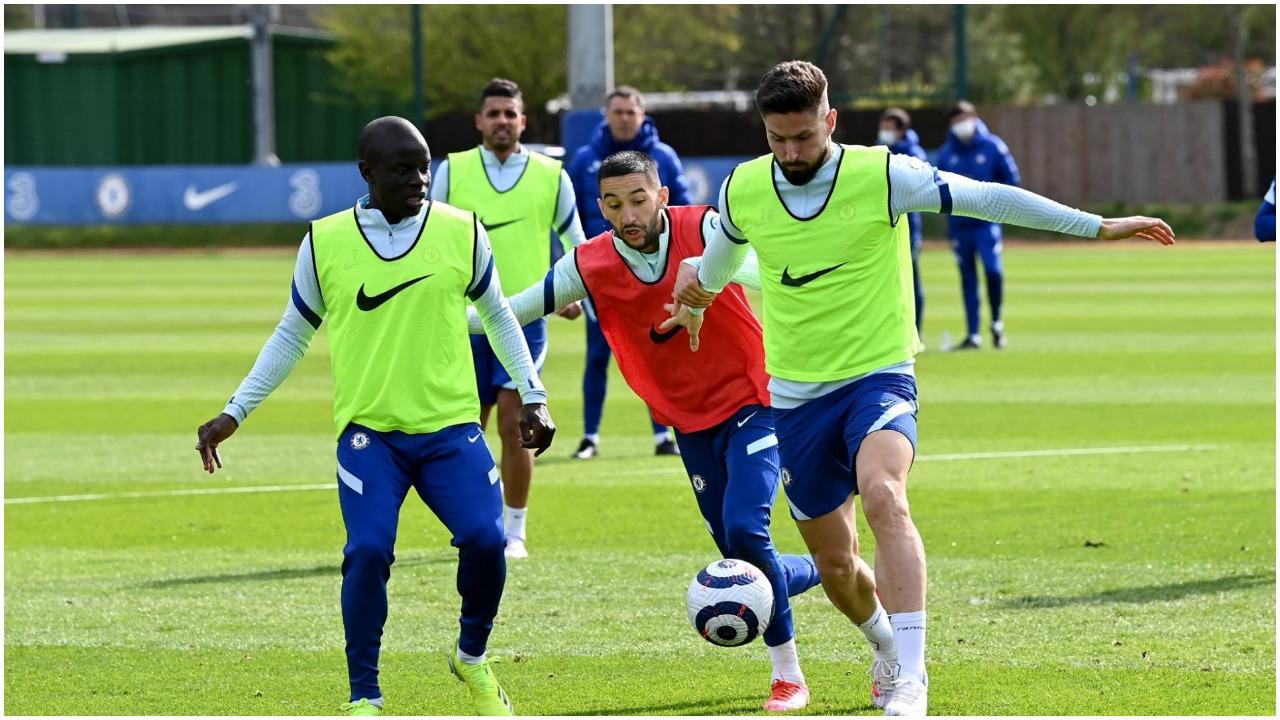 """""""Nëse vjen ofertë, Chelsea e lejon të ikë"""", agjentët e Giroud rikthejnë shpresën në Milano"""