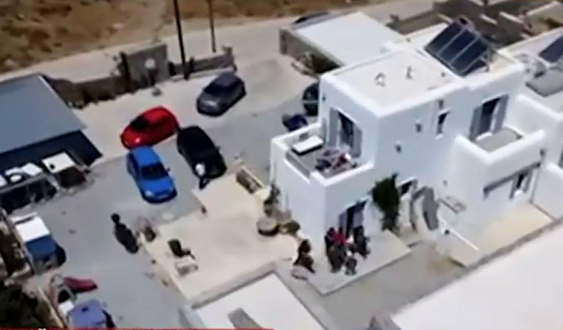"""""""Koka"""" shqiptar, dalin pamjet e momentit si u godit banda në Mykonos, droni u bëri """"gjëmën"""""""