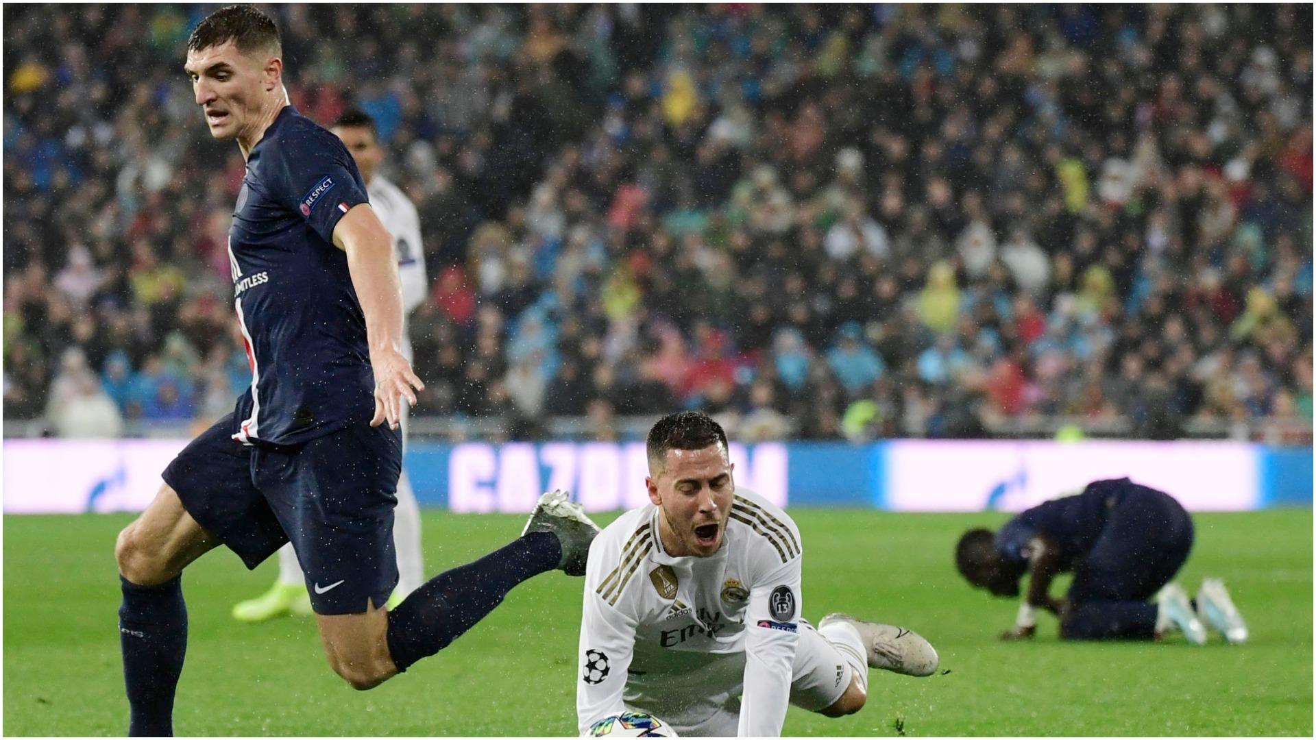 """""""Çfarë kënaqësie thua, më dëmtove Hazard"""", Meunier tregon zënkën me Florentino Perez"""