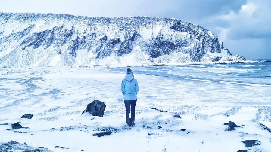 Njihuni me italianen që kaloi izolimin nga pandemia e vetme në Arktik