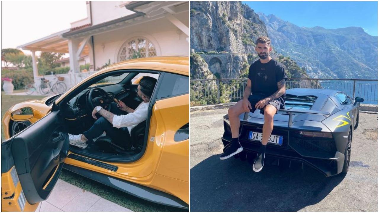Nga Lambo te Ferrari, Hysaj i bën dhuratë vetes një super mjet luksoz