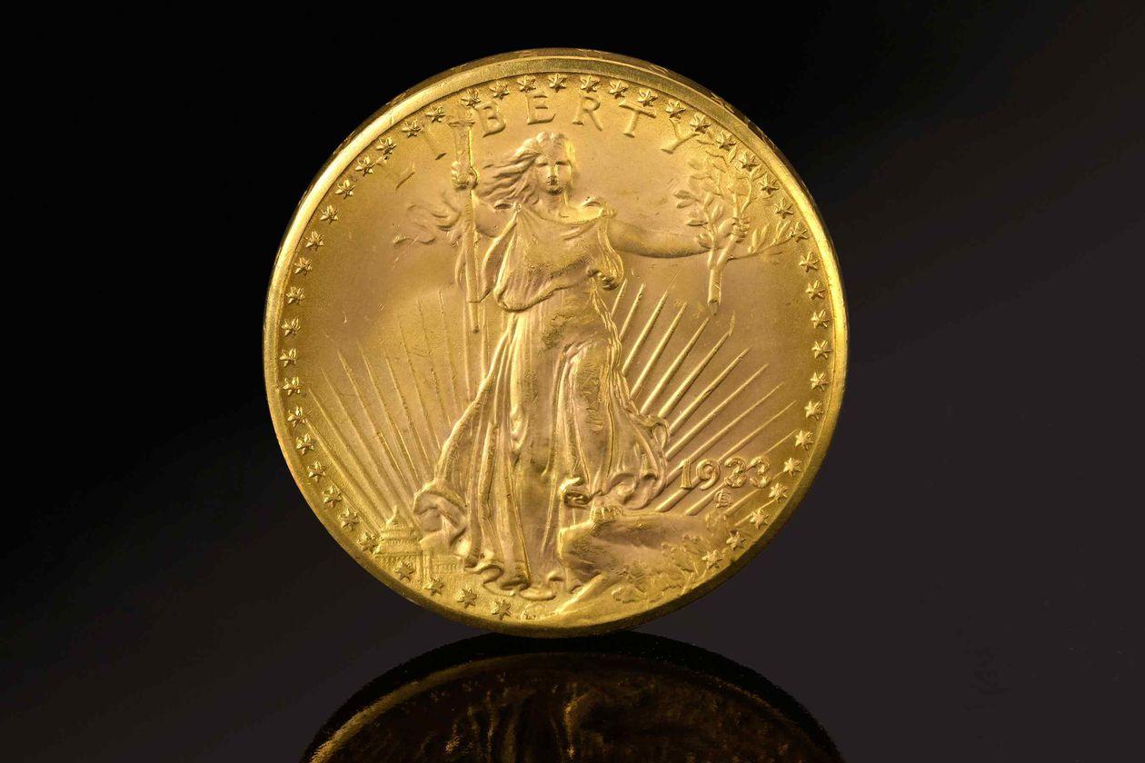 Monedha amerikane shitet në ankand për 19.51 milionë Dollarë