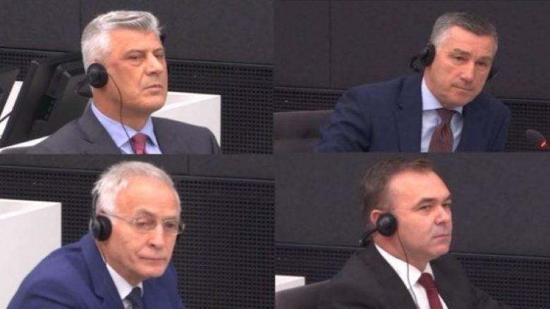 Thaçi dhe të tjerët: Caktohet paneli për të vendosur në lidhje me apelin për pjesëmarrjen e viktimave