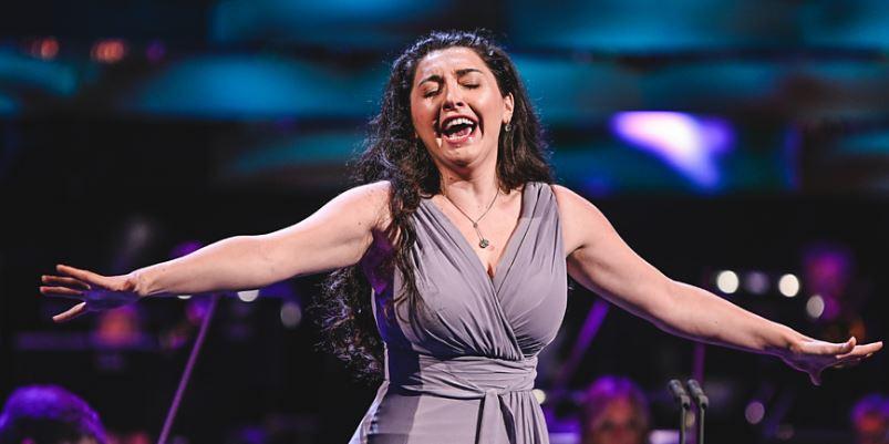 """BBC publikon performancën e sopranos shqiptare në """"Cardiff Singer of the World"""""""