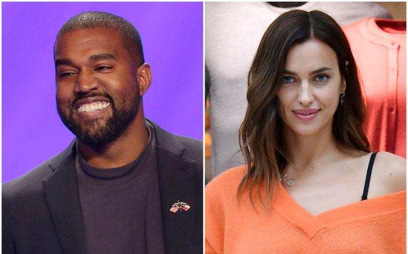 Irina Shayk është muza ideale për Kanye West