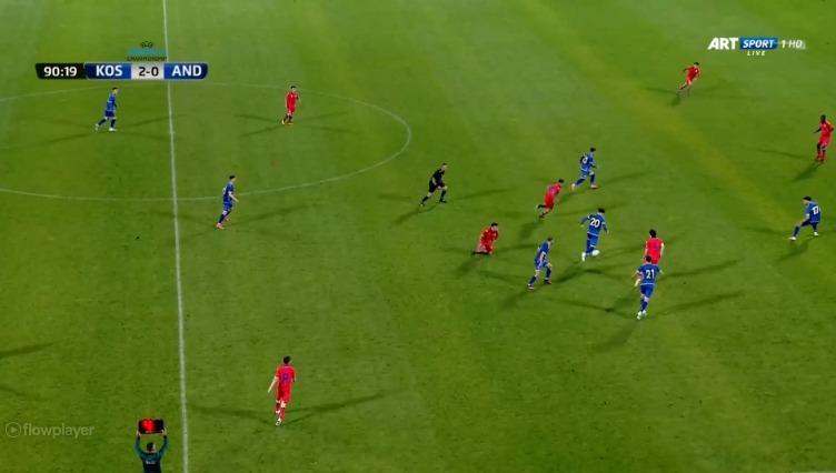 Kosova U21 zhbllokohet në fund, Berisha e Marleku e nderojnë me Andorrën