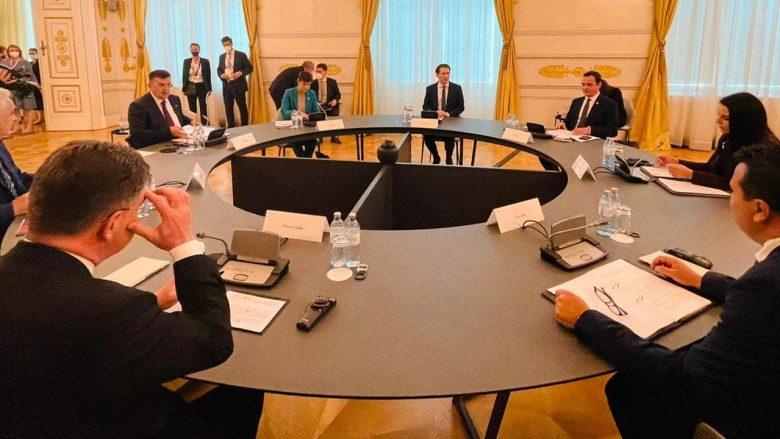 Kurti në Vjenë: Kosova dhe Serbia të bëjnë deklaratë të paqes me zotim për mos-sulmim