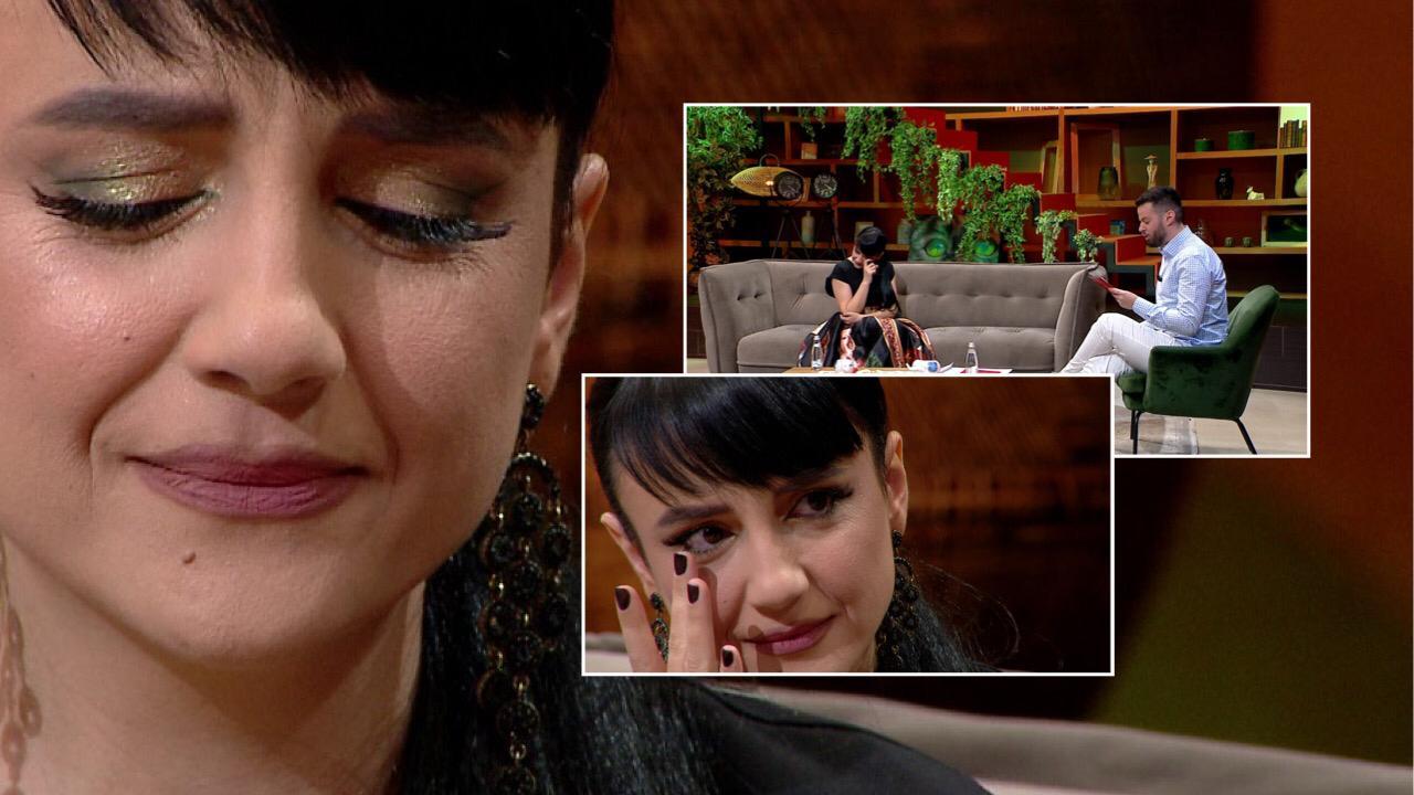 Nuk të vij më në emision, s'kam qarë kurrë në ekran! Orgesa Zaimi mes emocioneve, kush e surprizoi?