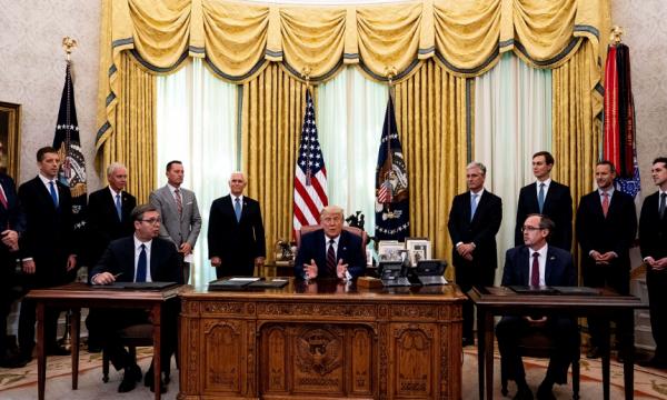Administrata e Biden: Kurti, i detyruar ta respektojë Marrëveshjen e Uashingtonit