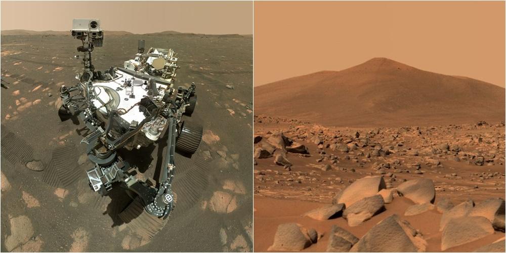 100 ditë në Mars, këto janë fotot që ka bërë deri më tani roboti i NASA-s në Planetin e Kuq
