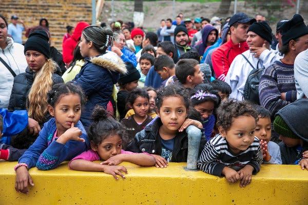 SHBA, thirrje vendeve të Amerikës Qendrore, parandaloni emigrimin e paligjshëm