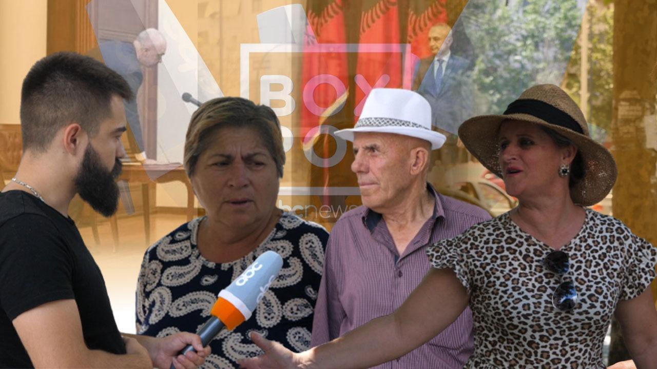 Kush doni të jetë presidenti i ardhshëm i Shqipërisë? – Box Pop në Abcnews.al