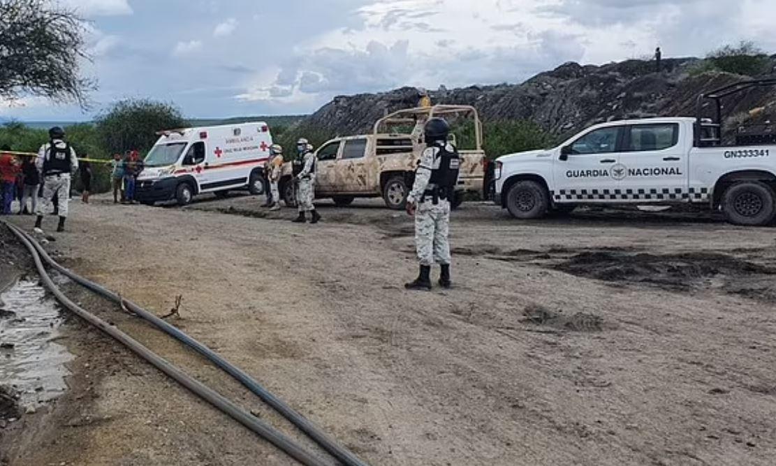 Shembet një minierë në Meksikë, nuk dihet fati i shtatë minatorëve