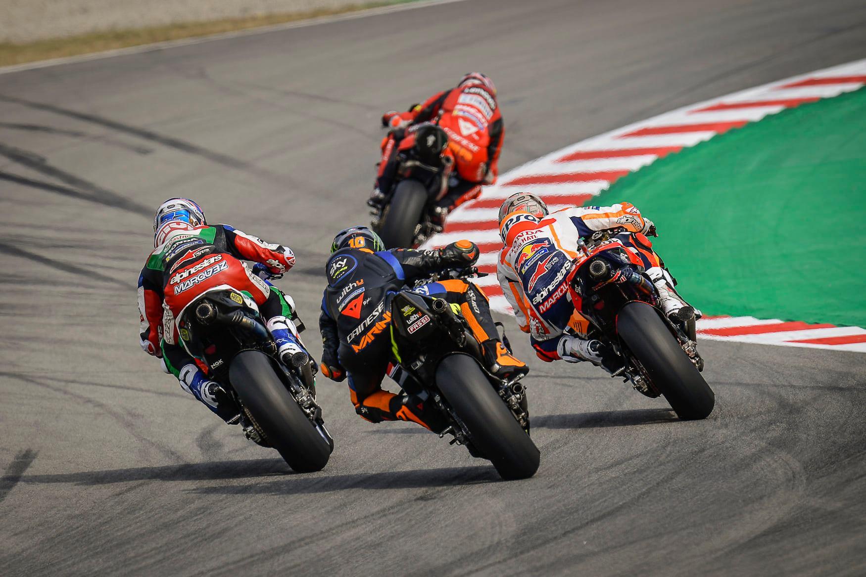VIDEO/ Marquez jashtë, garë pa rroba për Quartararo dhe fitues i ri: Spektakël në Moto GP