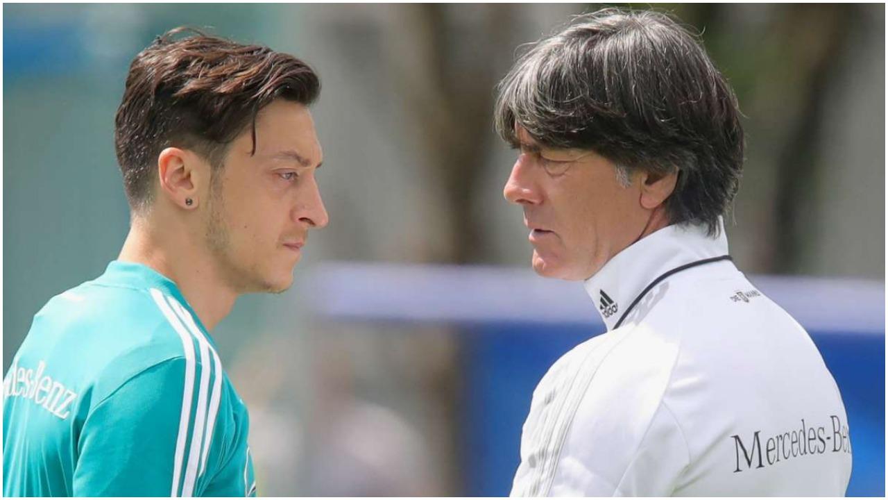 """""""Iku pa më folur"""", Low: Ozil më zhgënjeu shumë kur u largua, do e takoj dhe do i kërkoj llogari"""
