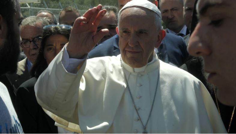Papa Françesku viziton Greqinë në shtator