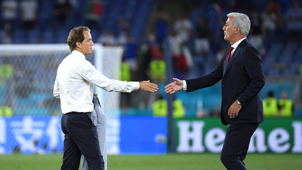 """Petkovic: Italia del në """"top4"""", gabuam aq shumë sa mund t'ua thotë komentatori"""