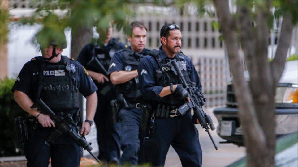 Të shtëna me armë në SHBA, 13 të plagosur