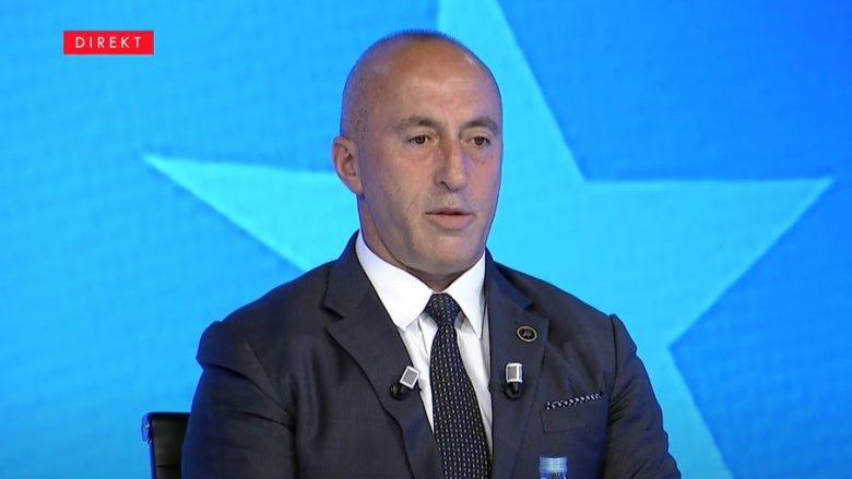 """""""Mos je njeri i Serbisë?"""" Haradinaj sqaron pyetjen që i bëri Kurtit në Kuvend"""