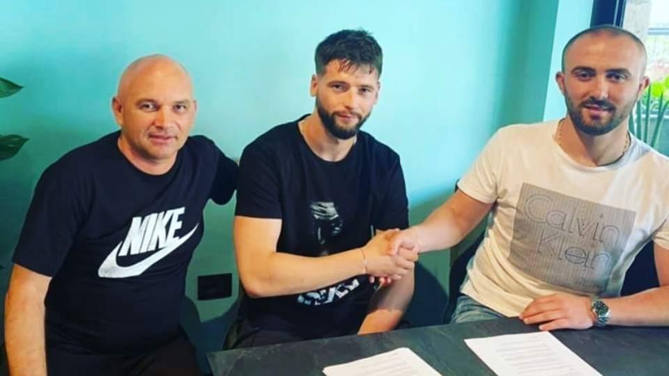 Zyrtare: Laçi merkato në Mal të Zi, firmos edhe Marko Roganovic