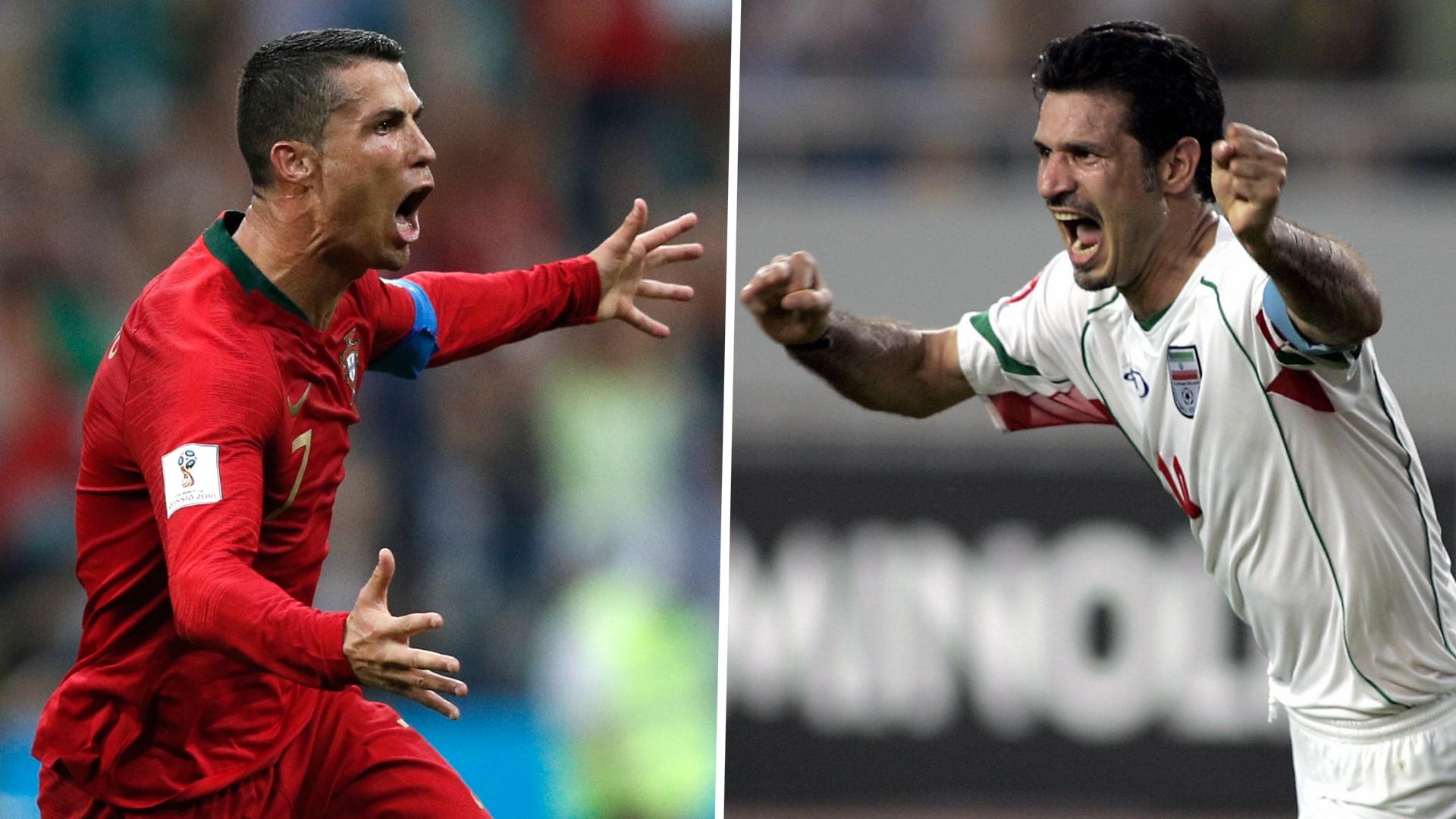 """""""I nderuar që ma arrite ti rekordin"""", Ronaldo merr """"bekimin"""" e Daei për rekordin"""